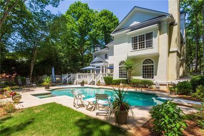Johns Creek Single Family Home For Sale: 5465 Chelsen Wood Drive