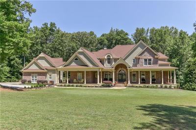 Cumming Single Family Home For Sale: 3850 Ryans Lake Terrace