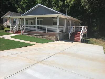 Peachtree Corners, Norcross Single Family Home For Sale: 455 Hunter Street