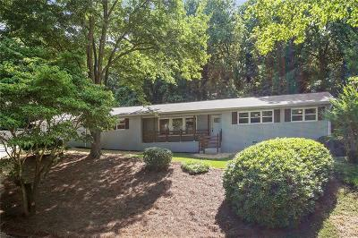 Gainesville Single Family Home For Sale: 1114 Chestatee Road