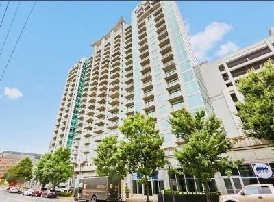 Condo/Townhouse For Sale: 250 Pharr Road NE #307