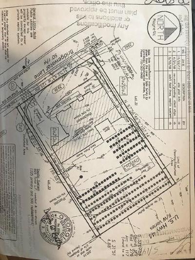 Acworth Residential Lots & Land For Sale: 3936 Bridgewater Lane NW