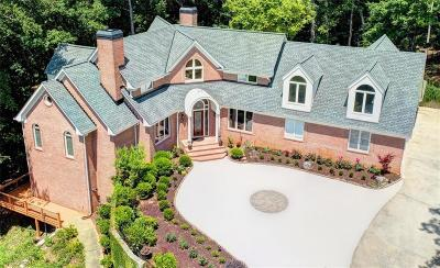 Sandy Springs Single Family Home For Sale: 4910 Spruce Bluff Drive