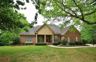 Single Family Home For Sale: 4254 Tall Hickory Trail