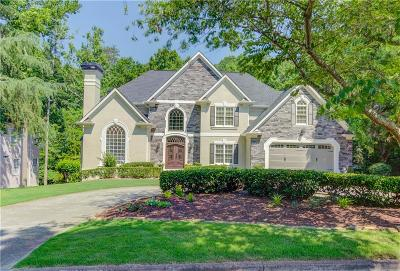 Alpharetta Single Family Home For Sale: 430 Crepe Myrtle Terrace