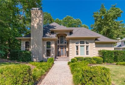 Johns Creek Single Family Home For Sale: 3169 Saint Ives Country Club Parkway