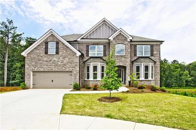 Buford Single Family Home For Sale: 3908 Two Bridge Drive