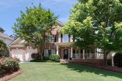 Grayson Single Family Home For Sale: 1663 Sweet Branch Trail