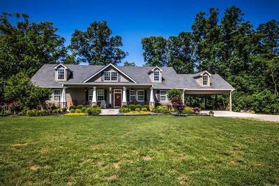 Jasper Single Family Home For Sale: 4268 Cove Road