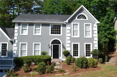 Alpharetta Single Family Home For Sale: 11590 Windbrooke Way