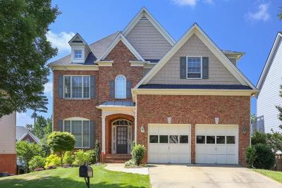 Peachtree Corners, Norcross Single Family Home For Sale: 1044 Carroll Court