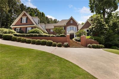 Roswell Single Family Home For Sale: 240 Spearfield Trace