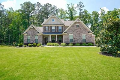 Acworth Single Family Home For Sale: 3265 Sundew Drive NW