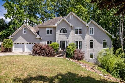 Sandy Springs Single Family Home For Sale: 825 Mabry Road
