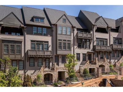 Sandy Springs Condo/Townhouse For Sale: 6719 Encore Boulevard