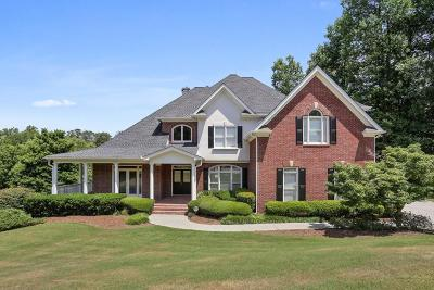 Alpharetta Single Family Home For Sale: 230 Woodscape Court