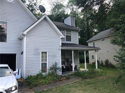 Morrow Single Family Home For Sale: 6645 Cameron Road