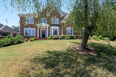 Alpharetta Single Family Home For Sale: 905 York Cove
