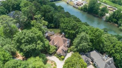 Sandy Springs Single Family Home For Sale: 1455 N Riverside Circle