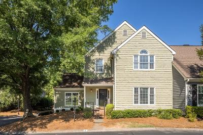 Sandy Springs Condo/Townhouse For Sale: 8 Vernon Glen Court