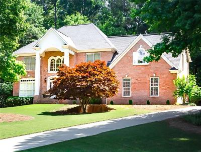 Fayetteville Single Family Home For Sale: 110 Woodcreek Lane
