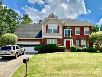 Suwanee Single Family Home For Sale: 700 Welford Road