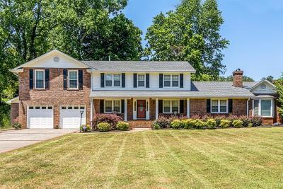 Single Family Home For Sale: 663 Bouldercrest Drive SW