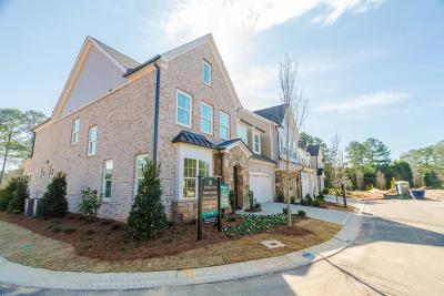 Cobb County Condo/Townhouse For Sale: 3534 Clemont Circle