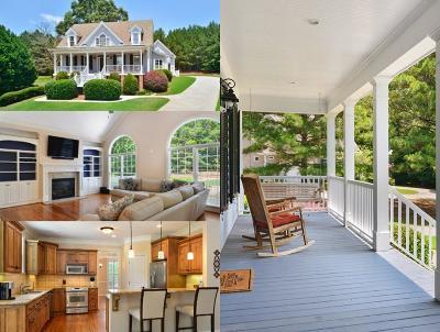 Tyrone Single Family Home For Sale: 906 Dogwood Trail