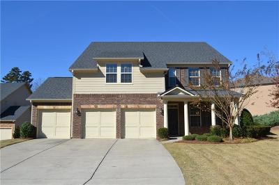 Barrow County, Forsyth County, Gwinnett County, Hall County, Newton County, Walton County Single Family Home For Sale: 30 Belmore Manor Drive