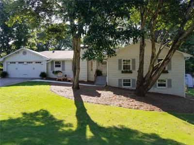 Alpharetta Single Family Home For Sale: 110 Wills Road