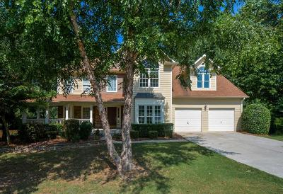 Roswell Single Family Home For Sale: 6010 Claiborne Cove