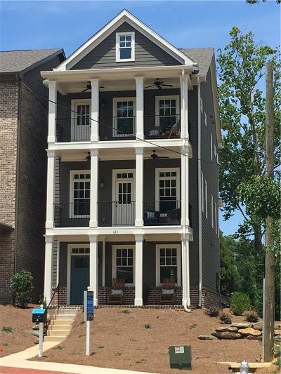 Peachtree Corners, Norcross Single Family Home For Sale: 123 Holcomb Bridge Road