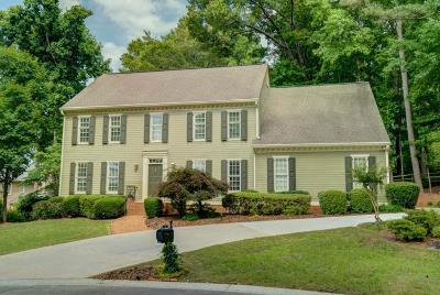 Alpharetta Single Family Home For Sale: 325 Dashing Wave Lane