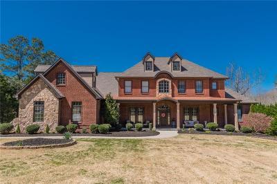 Barrow County, Forsyth County, Gwinnett County, Hall County, Newton County, Walton County Single Family Home For Sale: 4728 E Reed Road