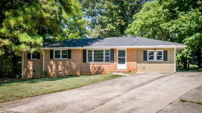 Morrow Single Family Home For Sale: 6549 Wendell Circle
