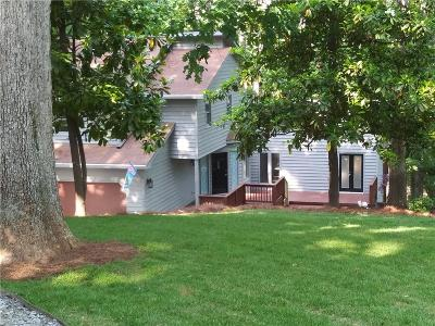 Cumming Single Family Home For Sale: 6865 Turner Court