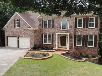 Canton Single Family Home For Sale: 123 Willow View Lane