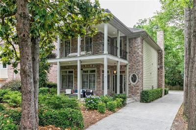 Brookhaven Single Family Home For Sale: 1393 Canoochee Drive NE
