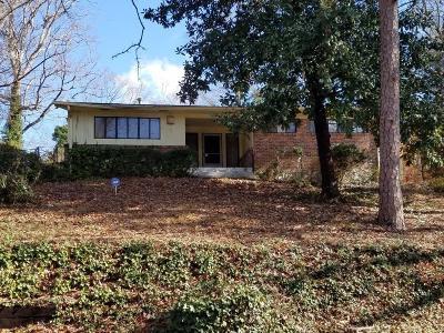 Atlanta Single Family Home For Sale: 1579 Ezra Church Drive NW