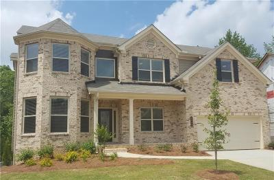 Buford Single Family Home For Sale: 4258 Two Bridge Drive