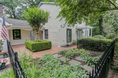 Sandy Springs Single Family Home For Sale: 286 Dartmoor Circle