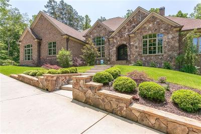 Canton Single Family Home For Sale: 105 Creekview Crossing