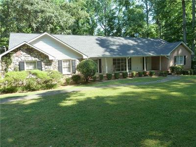 Norcross Single Family Home For Sale: 453 Dogwood Circle