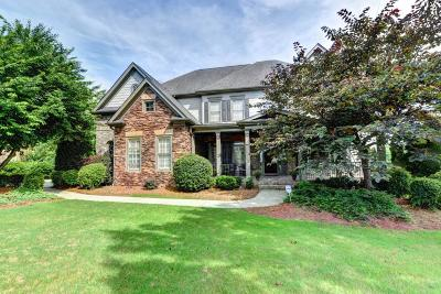 Cumming Single Family Home For Sale: 1011 Windermere Crossing