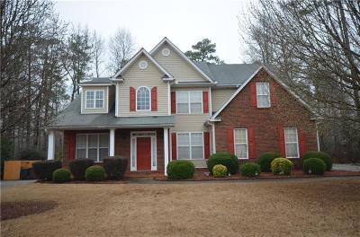 Powder Springs Single Family Home For Sale: 5158 Brown Leaf Way