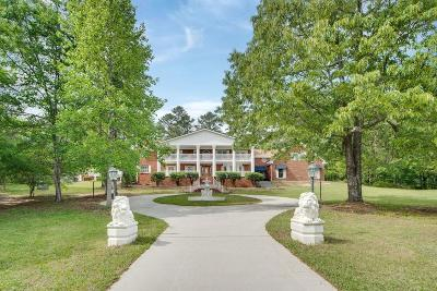 Dacula Single Family Home For Sale: 1961 Luke Edwards Road