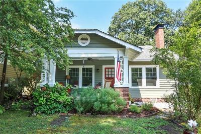 Single Family Home For Sale: 256 Mathews Avenue NE