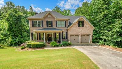 Gainesville Single Family Home For Sale: 3713 Arrowhead Place