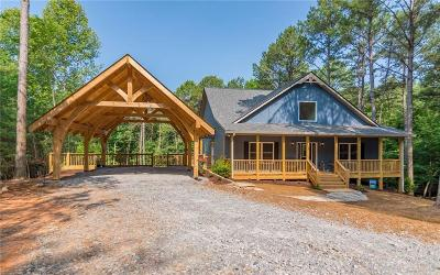 Ellijay Single Family Home For Sale: 45 Estates Circle
